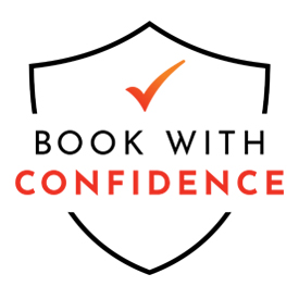 Book With Confidence -