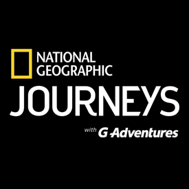 National Geographic Journeys With G Adventures - Certified Specialist