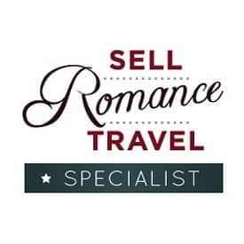 SELL Romance Travel - Certified Specialist